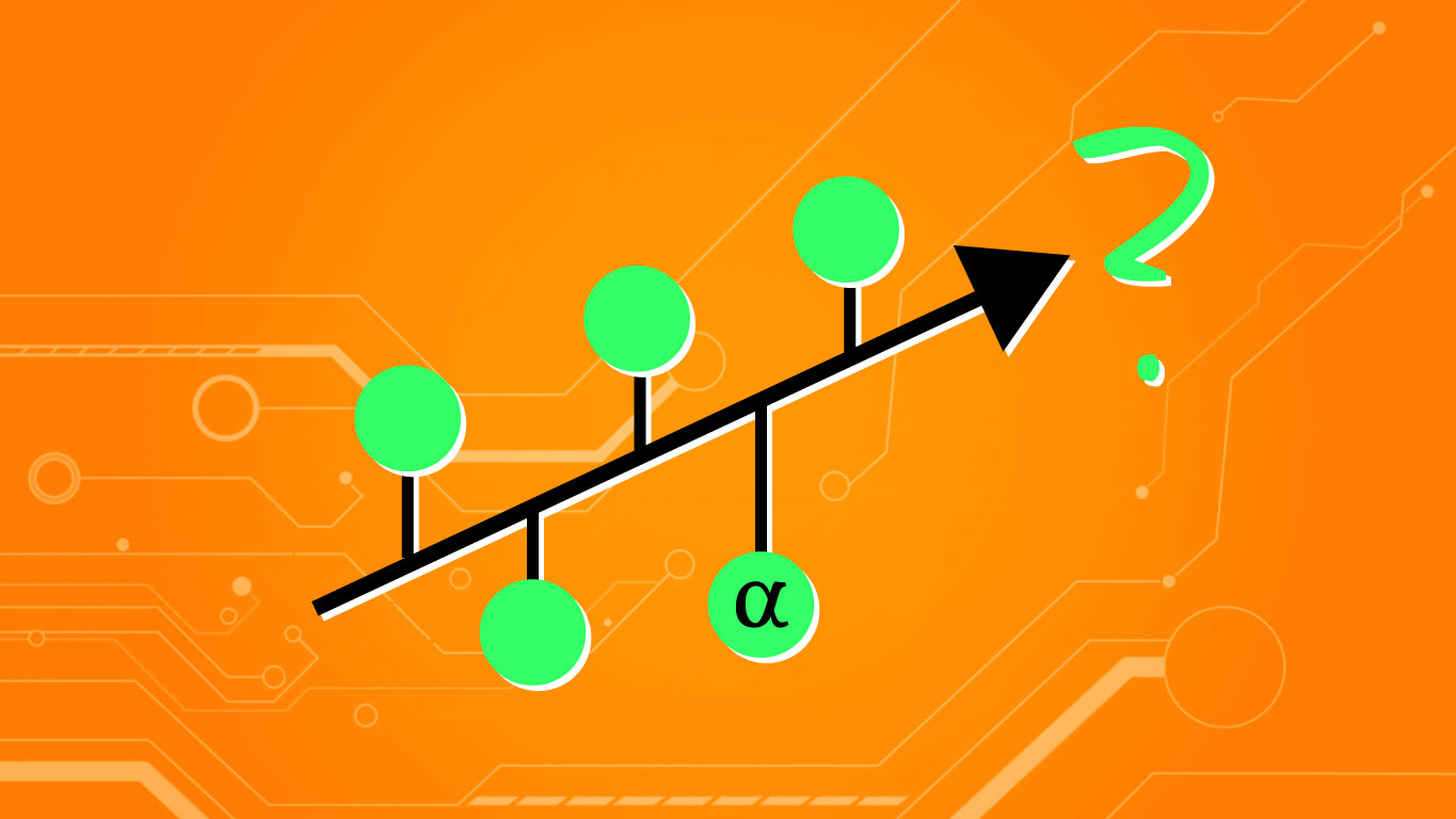 simple linear regression banner