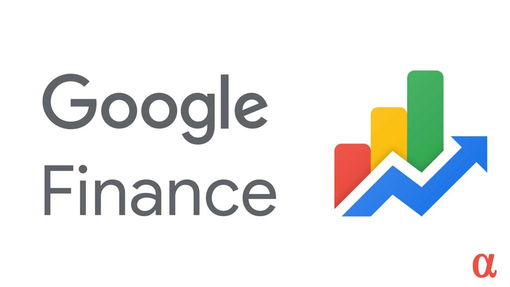 google finance api alpharithms