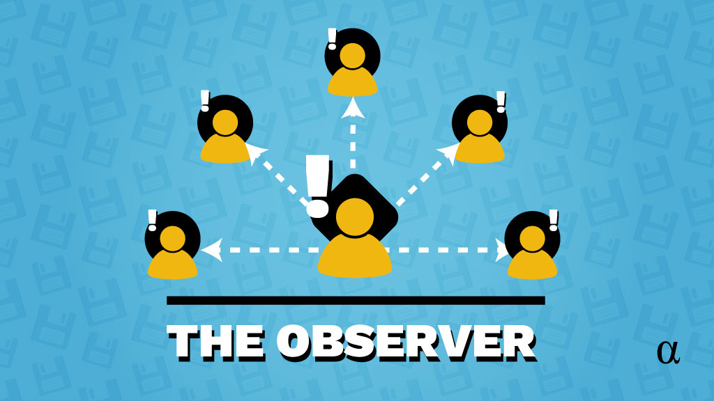 observer pattern alpharithms