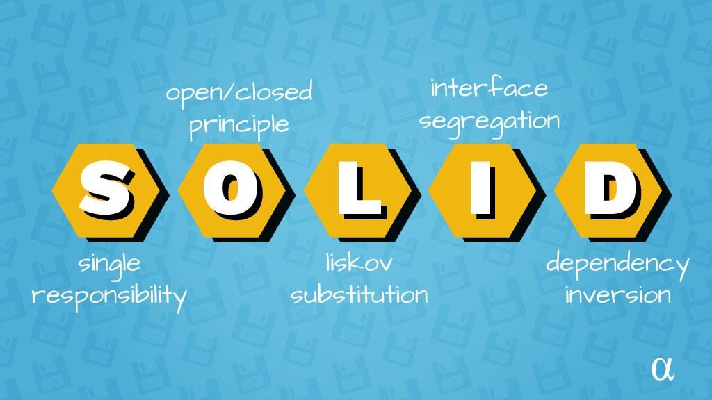 solid design principles illustration alpharithms