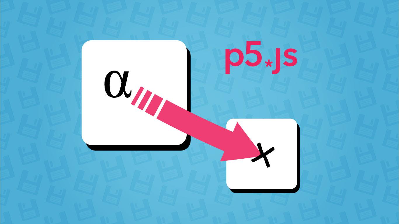 p5js centering alpharithms