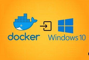 docker install windows