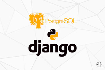 django postgresql pscycopg2 python banner