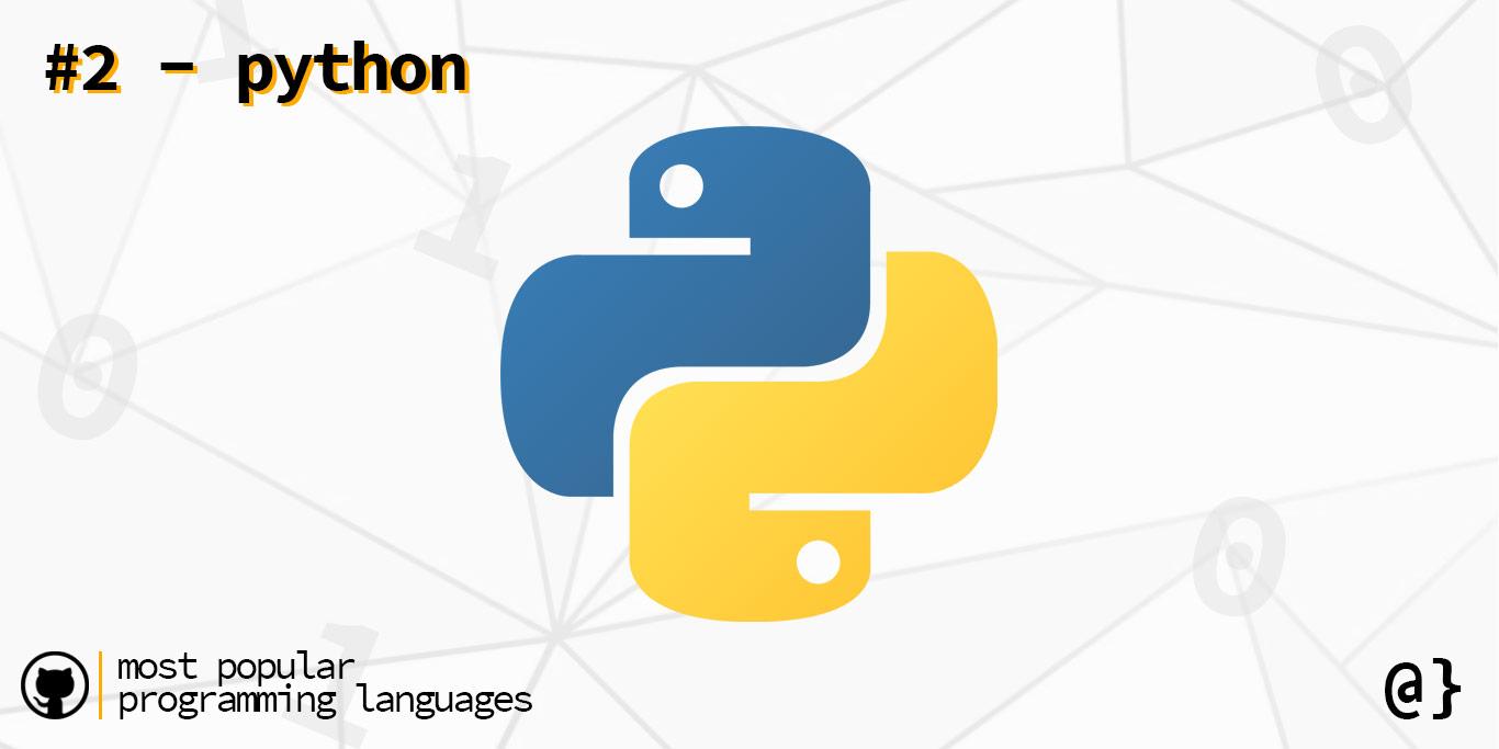 popular programming languags 2 python overcoded