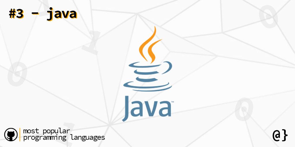 popular programming languags 3 java overcoded
