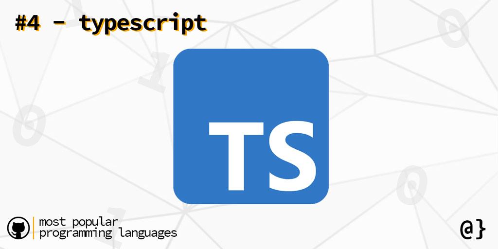 popular programming languags 4 typescript overcoded