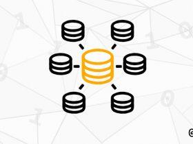 database icon illustration overcoded
