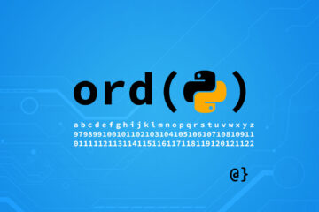 python ord function overcoded