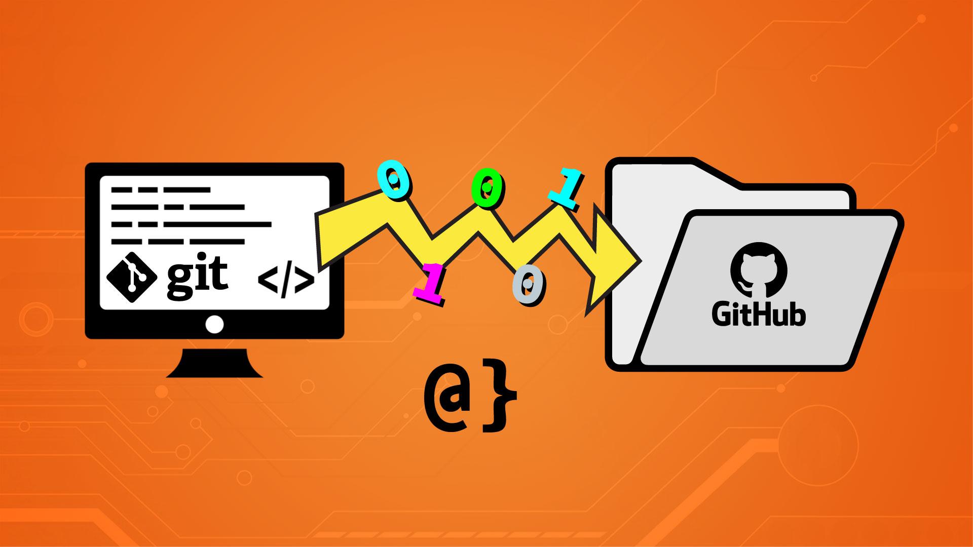 github push existing project to github