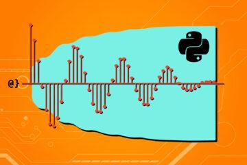 autocorrelation python banner